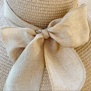 Accessories - Spring/Summer Straw Hat